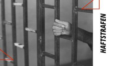 Haftstrafen