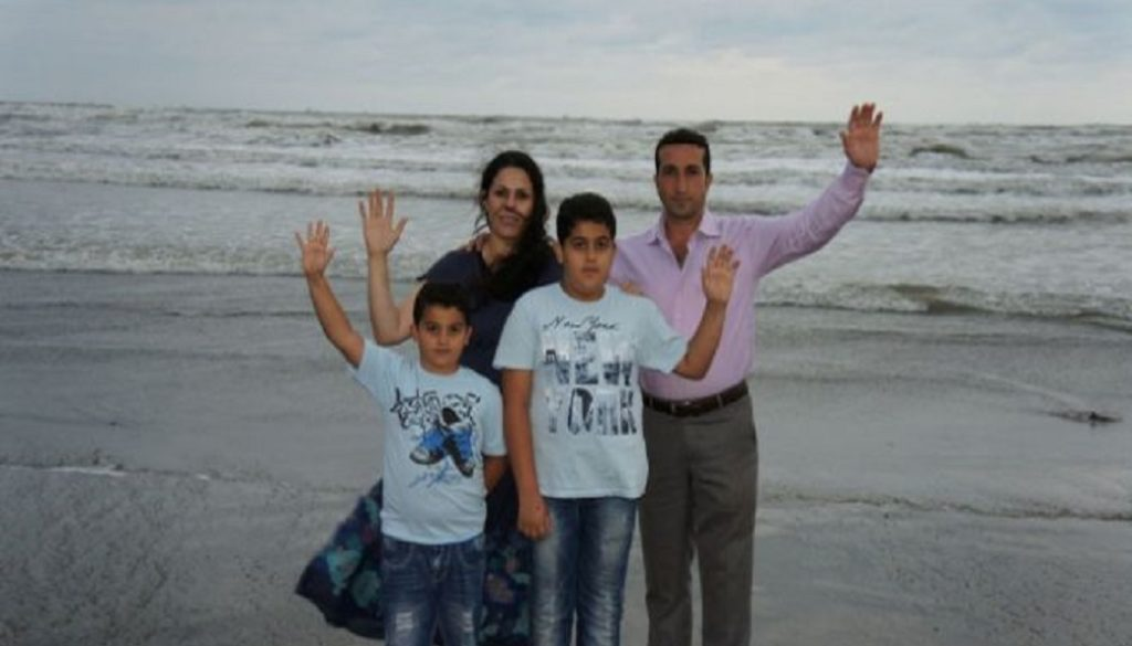 Youcef and family new