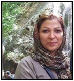 Eine Baha'i ins Maschhad-Vakilabad-Gefängnis verbracht