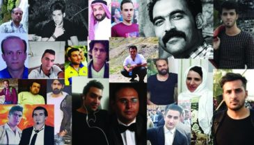 Slain-Iran-protesters